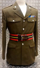Genuine British Army Royal Artillery RA Stable Belt - All Sizes