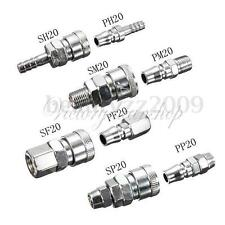 Release Coupler Connectors Air Tools Couplers Fittings Line Hose Compressor FN