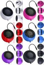 RECHARGEABLE MiNi PORTABLE TRAVEL BASS SPEAKER FOR HTC Hero And Various
