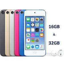 New Apple iPod Touch 5th Generation - 16GB 32GB 5MP Camera RETINA - Latest Model