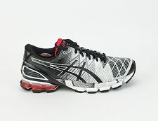 Asics Men's Gel-Kinsei 5 Running Shoes Black/Onyx/Chilli T3E4Y.9099