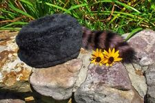 Davy Crockett--New Softy Coonskin Caps-Made in USA!