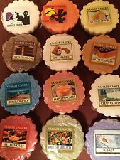 Yankee Candle wax tart - you pick the scent  0.8 oz / 22 g