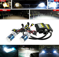 55W Xenon HID conversion Bulb Headlight Kit H1 H3 H4 H7 H9 H11 4300k-12000k LB-A
