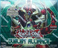 Yu-gi-oh Duelist Alliance DUEA Super/Ultra/Ultimate/Ghost Rares - Take Your Pick