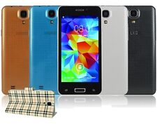 4.5''Android 4.4.9 Quad Core 4GB Unlocked  2Sim 3G Smart Cellphone AT&T GPS WIFI