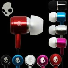 SKULL Logo In-ear Earbud Metal Head Headphone Earphone Headset for MP3 MP4