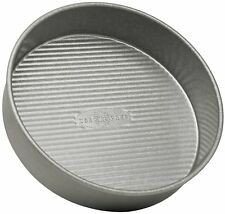 USA Pans Aluminized Steel 9 Inch Round Layer Cake Pan