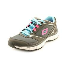 Skechers Sport Agility-Rewind Womens Leather Running Shoes