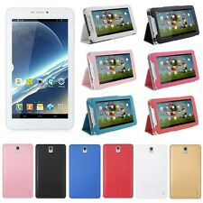 7'' Dual Core Unlocked Android 4.2 3G Dual Sim Smart Cell Phone HD Tablet Colors