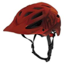 NEW TROY LEE DESIGNS TLD A1 DRONE MTB DOWNHILL DH HELMET MATTE RED ALL SIZES