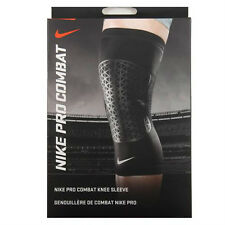Nike FA0225001 PRO COMBAT KNEE SLEEVE Protector Compressive Support 1PC