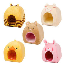 KOJIMA Design-New Cute Soft Warm Cartoon Animal Bed Tent Yurts for Small Dog Cat