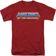 Masters Of The Universe He-Man Logo Licensed Adult Shirt S-3XL