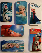 FROZEN-DISNEY-IPod 4th 5th&iPhone 4 4s 5 5s-full wrap case cover-ELSA,OLAF,GROUP
