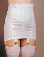 Fabulous Open Girdle Extreme-Plus Vintage New Old Stock 6 garters Steel-Boned