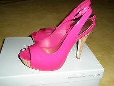 New Jessica Simpson Agyness2 Shoes Sandal Bermuda Pink Size 6