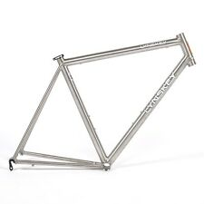 Lynskey R255 Titanium Frame Brushed with FREE FORK AND HEADSET
