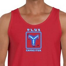 Flux Capacitor 1.21 JIGAWATTS Tee Vintage 80's Back To The Future Men's Tank Top