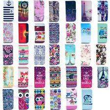 Various Stand PU Leather Flip Pouch Wallet Case Cover For i Phone 6 Plus 5.5''
