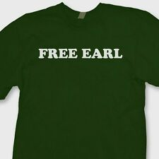 FREE EARL Odd Future OF T-shirt Tyler Golf Wang OFWGKTA Tee Shirt