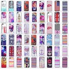 """Fashion Patterned Hard Back Snap On Case Cover For Apple iPhone 4S 5S 5C 6 4.7"""""""