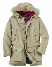 Men's Arctic Duck Down 550 Fill Coat Parka