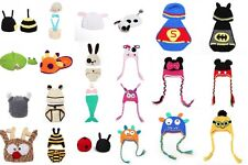 Cute New Baby Girl Boy Hat Crochet Knit Costume Photo Photography Prop Outfit