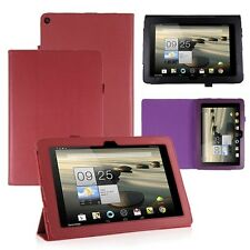10.1 Folio PU Leather Stand Cover Case For ACER ICONIA A3 A3-A10 10.1inch Tablet