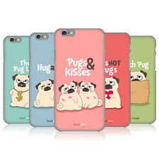HEAD CASE DESIGNS PIPER THE PUG CASE COVER FOR APPLE iPHONE 6 4.7