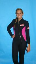 Wetsuit 3 MM size Small to 5X Plus Size Full Suit Dive Scuba 8805HP