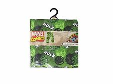 MENS LOUNGE PANTS MARVEL INCREDIBLE HULK GREEN S M L & XL