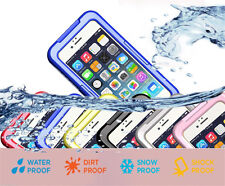 "Waterproof Durable Shockproof Cover Skin Case For iPhone 6 6+ Plus 4.7"" 5.5"" New"