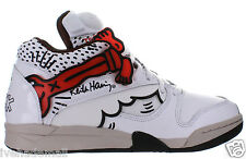 Reebok Court Victory Pump Keith Haring Crack Is Wack M40330 Limited In Stock Now