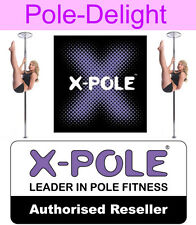 XPole Full Range of XPert NX Poles. Chrome - Titanium - Brass - Stainless Steel