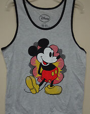 Disney Men's New Unisex (Mickey Mouse Drawing) Tank