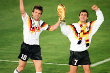 GERMANY WORLD CUP 1990 01 PHOTO PRINT