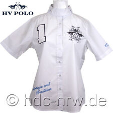 Turnierbluse HV POLO ~ ~ XXL New Dolfina White Show Shirt