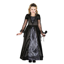 Halloween Girls Wicked Queen Fancy Dress Costume Outf Various Sizes UK 3-10years