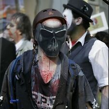 Tactical Military Skull Skeleton Full Face Mask Hunting Costume Party Halloween