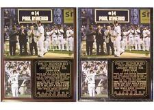 Paul Konerko #14 1999-2014 Chicago White Sox Captain Photo Plaque World Series