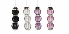 GEM, CRYSTAL, DESIGN DECORATIVE PULL CORD, CEILING LIGHT, FAN, FUNKY PULL CORD