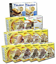 MEDIFAST ® BARS | CRUNCH & MAINTENANCE | ALL FLAVORS | CL = MOST TRUSTED SELLER