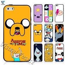 Hybrid TPU+PC Cover Adventure Time With Finn & Jake For Iphone & Samsung Case