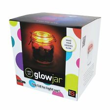 Glow Jar Great for storing foods, knick-knacks, anything light-up airtight lid