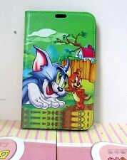 """cartoon Leather Case Cover For Samsung Galaxy Tab 3 7.0"""" 7"""" Tablet P3200 T210"""
