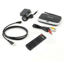 TV BOX mini PC CS918 Quad Core Android 4.2 Wi-Fi 1.8GHz 1080P Bluetooth 8GB M2