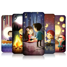 HEAD CASE DESIGNS AGLOW WITH LOVE CASE COVER FOR HTC DESIRE 816