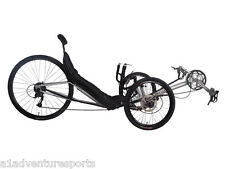 A1 PERFORMER JC70AL 700C Alloy Recumbent Trike FREE DELIVERY TO MOST COUNTRIES