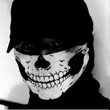 Cosplay Counter Strike Ghost Skull Black Biker Balaclava Face Mask Call of Duty